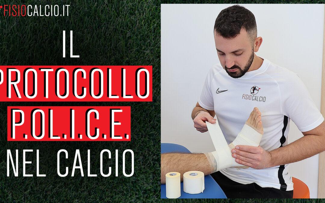 Il Protocollo P.OL.I.C.E. nel Calcio
